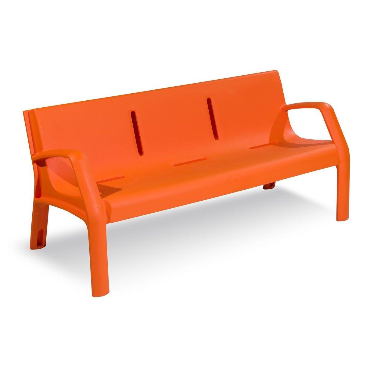 banc plastique modo mobilier urbain pour s 39 asseoir parcs et jardins. Black Bedroom Furniture Sets. Home Design Ideas