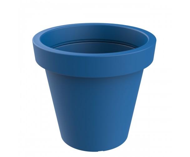 Jardinera model Alvium de color blau RAL 5005 P-1017-1200-AZU